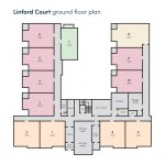 Linford Court - Ground Floor Plan