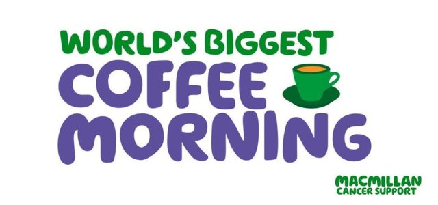 The Worlds Biggest Coffee Morning (Macmillan Cancer Support)